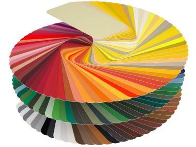 Malowanie okapów na wybrany kolor