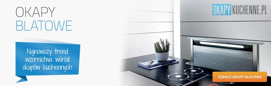 Okapy blatowe 60 cm