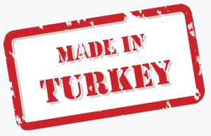 Made in Turkey